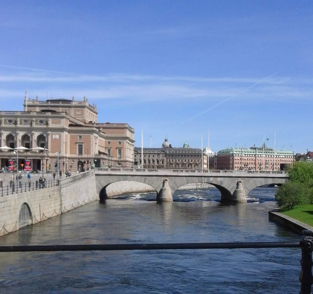 Husbil Stockholm